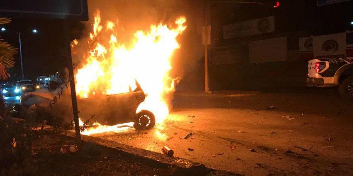 Piden a diputado de Morena responsabilizarse por accidente de tránsito
