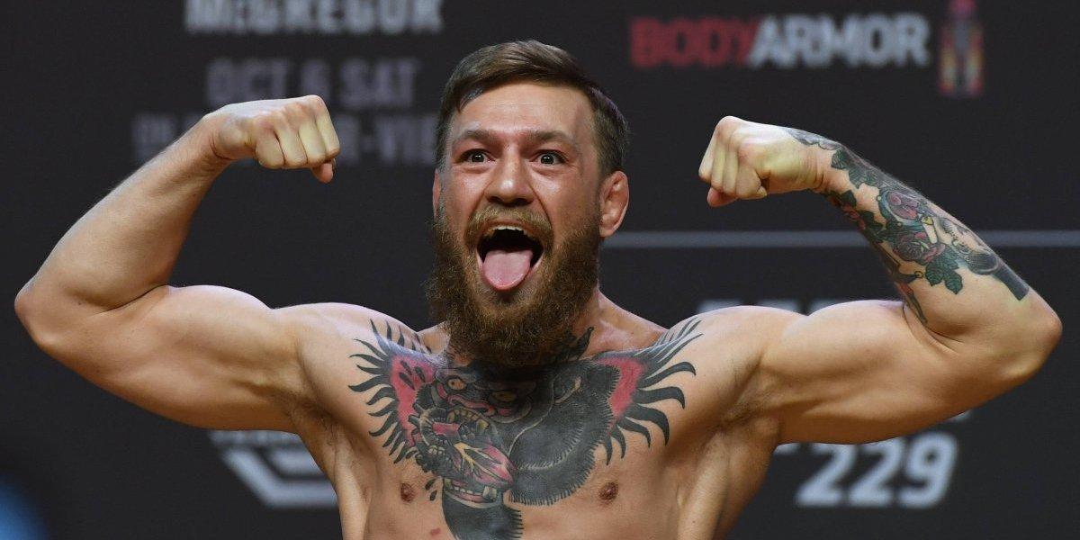 Esta es la suma millonaria que Conor McGregor cobrará por pelear en UFC229