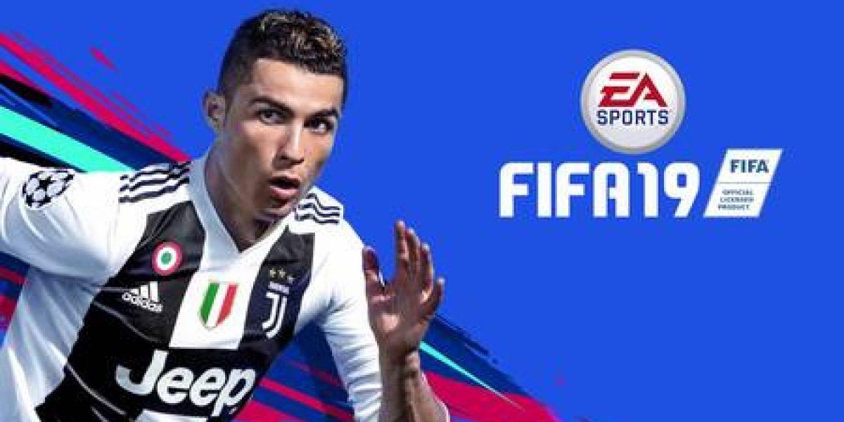 FIFA 19 retira la imagen de Cristiano Ronaldo tras demanda por violación