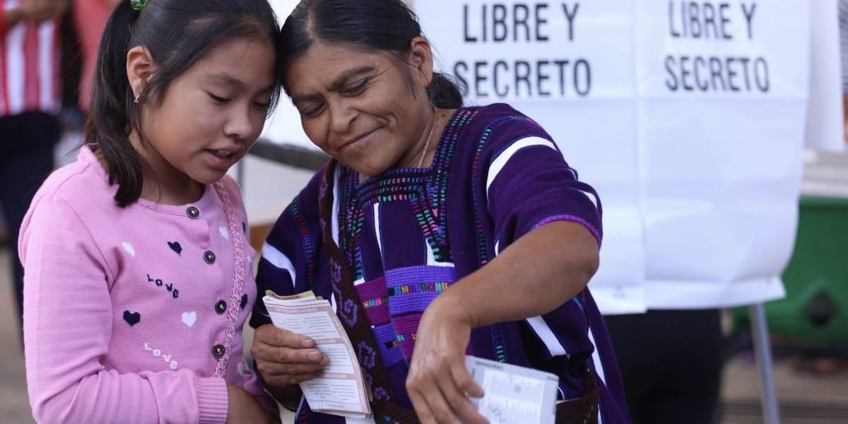Este 25 de noviembre habrá elecciones extraordinarias en Chiapas