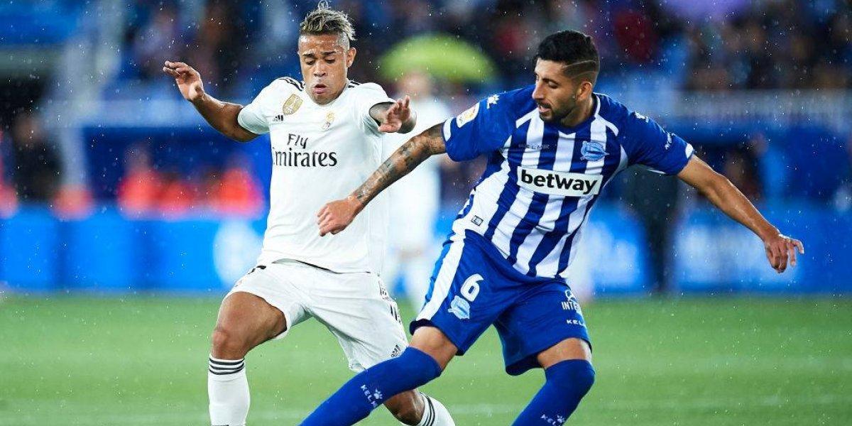 Con Maripán como figura, el Alavés logra un agónico triunfo y profundiza la crisis del Real Madrid