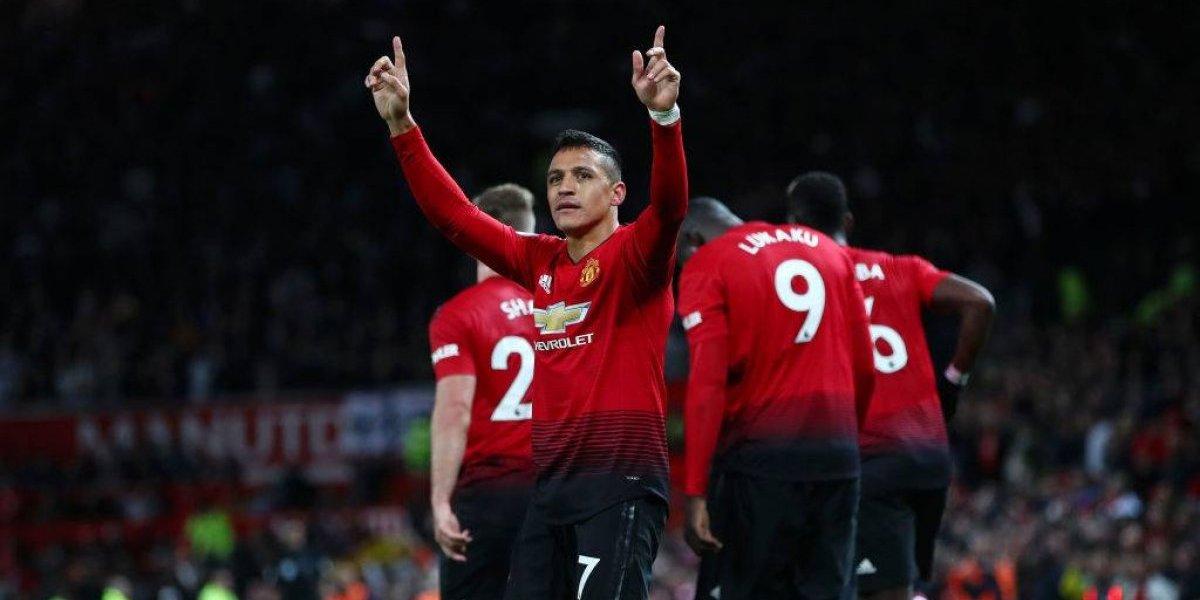 Falso, falso, falso: Alexis Sánchez explota tras rumores de apuesta por salida de Mourinho