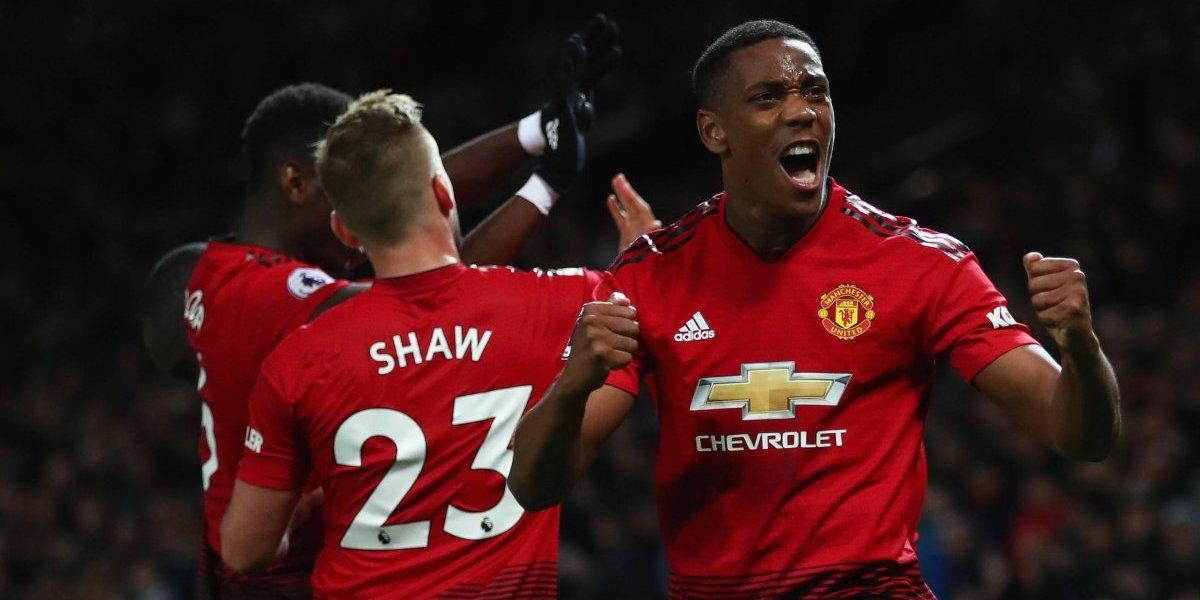 Con épica remontada, el Manchester United vence al Newcastle