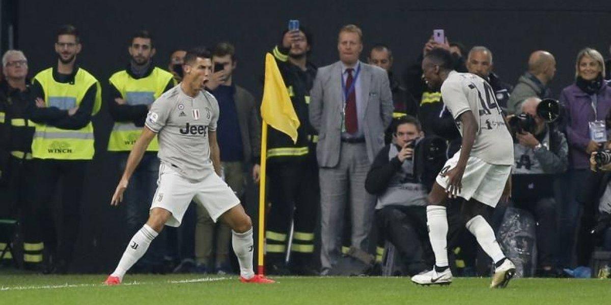 VIDEO. Cristiano Ronaldo responde a la acusación de violación, con este golazo