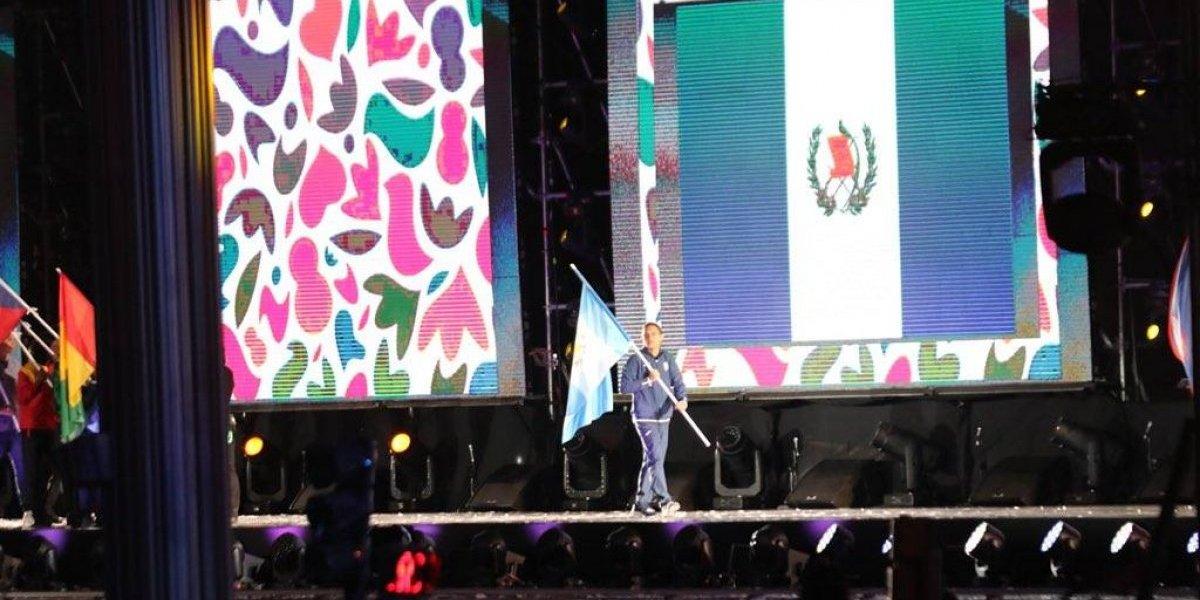 VIDEO. Así desfiló Guatemala en los Juegos Olímpicos de la Juventud en Argentina