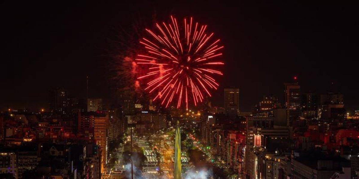 FOTOS. La llama olímpica brilla por primera vez en Argentina