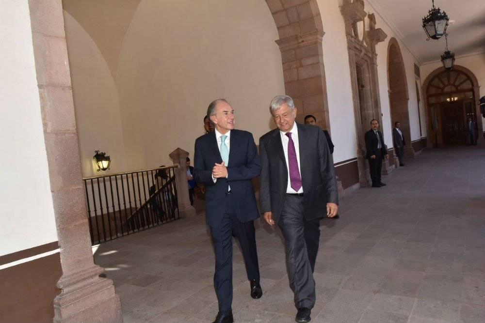 López Obrador perdona a quienes, dijo, le robaron la presidencia