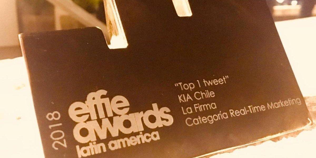 """Kia Chile gana un Effie Latino por campaña con el """"Chino"""" Ríos"""