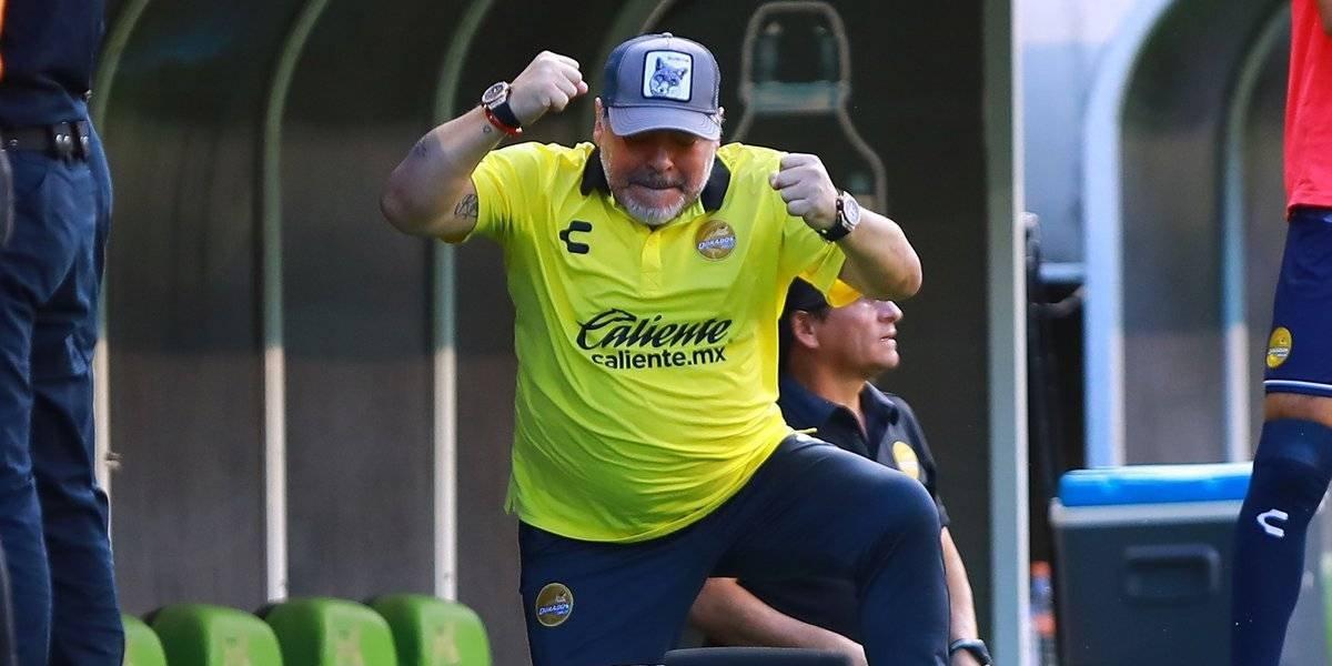 Los Dorados de Maradona acarician la liguilla del Ascenso MX