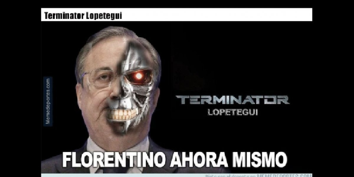 Usuarios se burlan con memes de la crisis del Real Madrid
