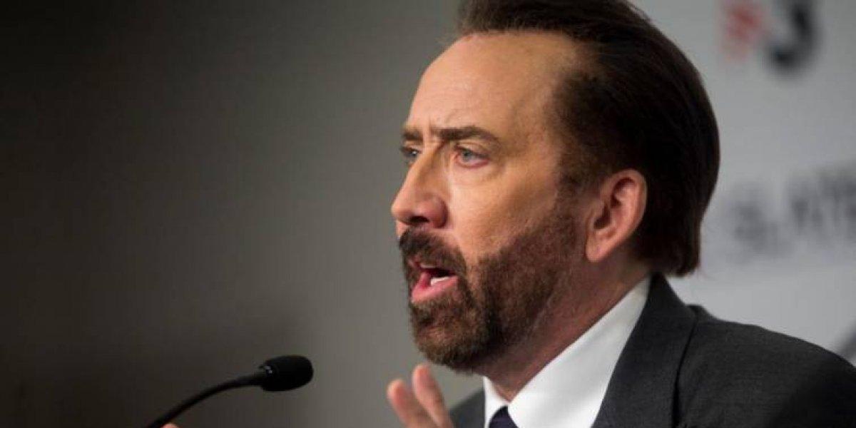 Nicolas Cage niega en España las acusaciones de haber violado a una mujer