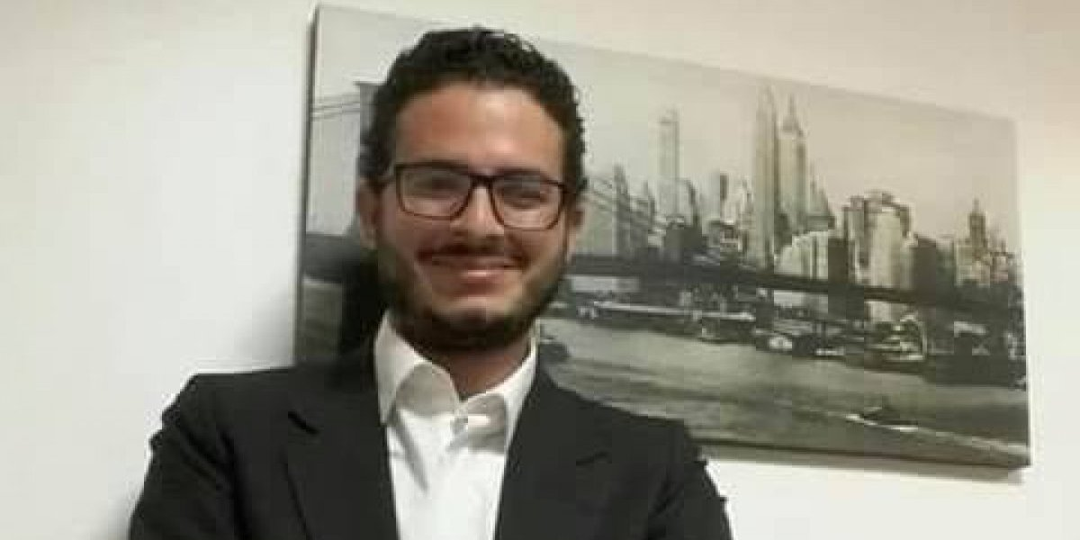 Muere en accidente de tránsito joven abogado