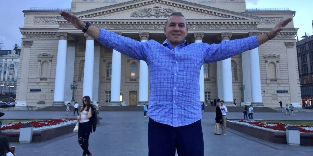 Paco González se despidió como narrador de Tv Azteca
