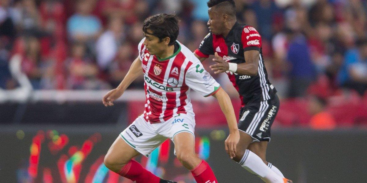 Los chilenos tuvieron una jornada para el olvido en la liga mexicana