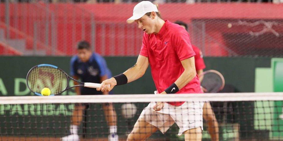 Nicolás Jarry vence al número 6 del mundo en Masters de Shanghái
