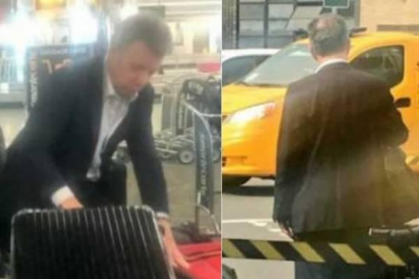 Insultos a Juan Manuel Santos