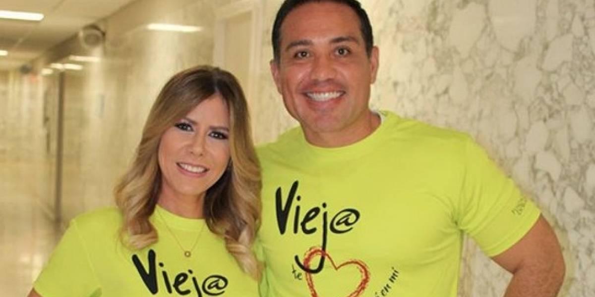Recién casados Zugey Lamela y Walter Soto León comparten mensajes amorosos