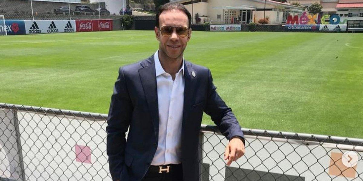 Zague arremete contra estadístico de Televisa Deportes