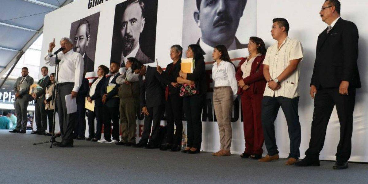 Con el Presidente electo, estrecha coordinación: Silvano Aureoles