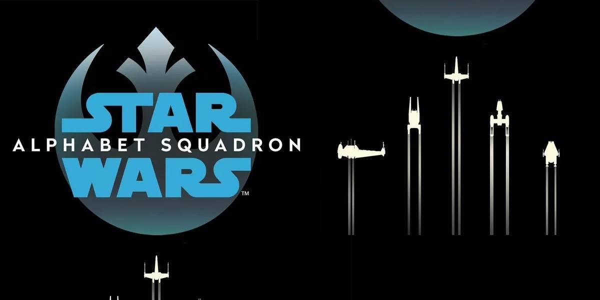 Alphabet Squadron se llama la nueva novela de Star Wars
