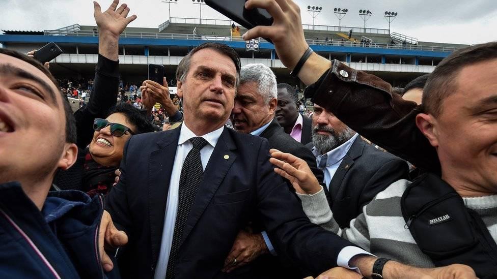 El retrato del Brasil que vota a Bolsonaro