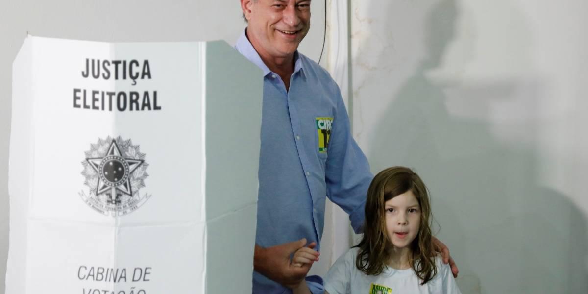 Ciro Gomes se diz confiante em ida ao segundo turno