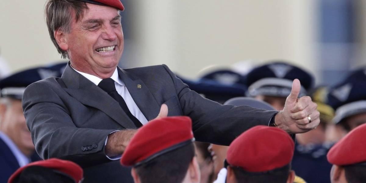 Hoy ultraderechista, ayer chavista: la olvidada admiración de Bolsonaro por Hugo Chávez