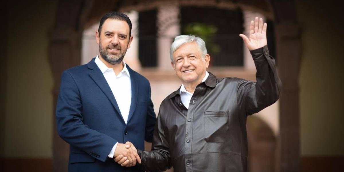 AMLO garantiza trabajo coordinado con gobierno de Zacatecas