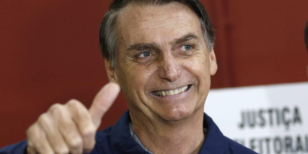 Elecciones en Brasil: Habrá segunda vuelta; Bolsonaro gana la primera