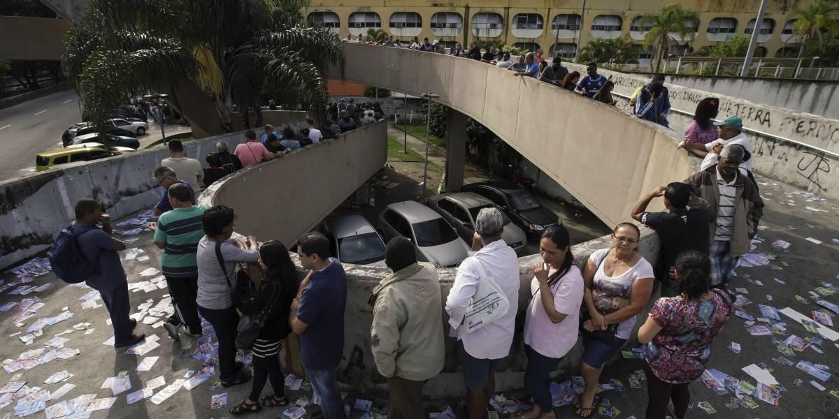 Inician las elecciones más polarizadas en la historia reciente de Brasil