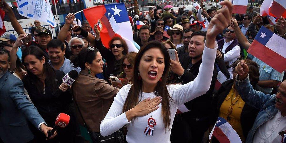 """""""Me tatuaría la bandera chilena con el fallo de La Haya"""": la sorprendente revelación de la alcaldesa de Antofagasta Karen Rojo"""