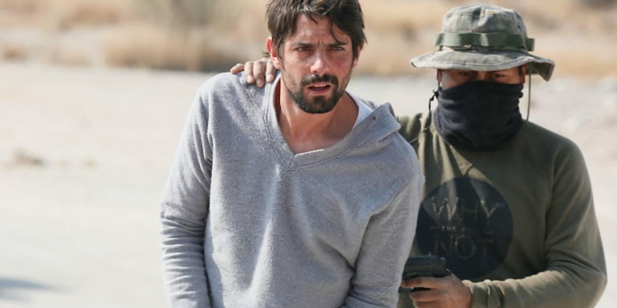 Jose María de Tavira acapara las miradas en Rosario Tijeras 2