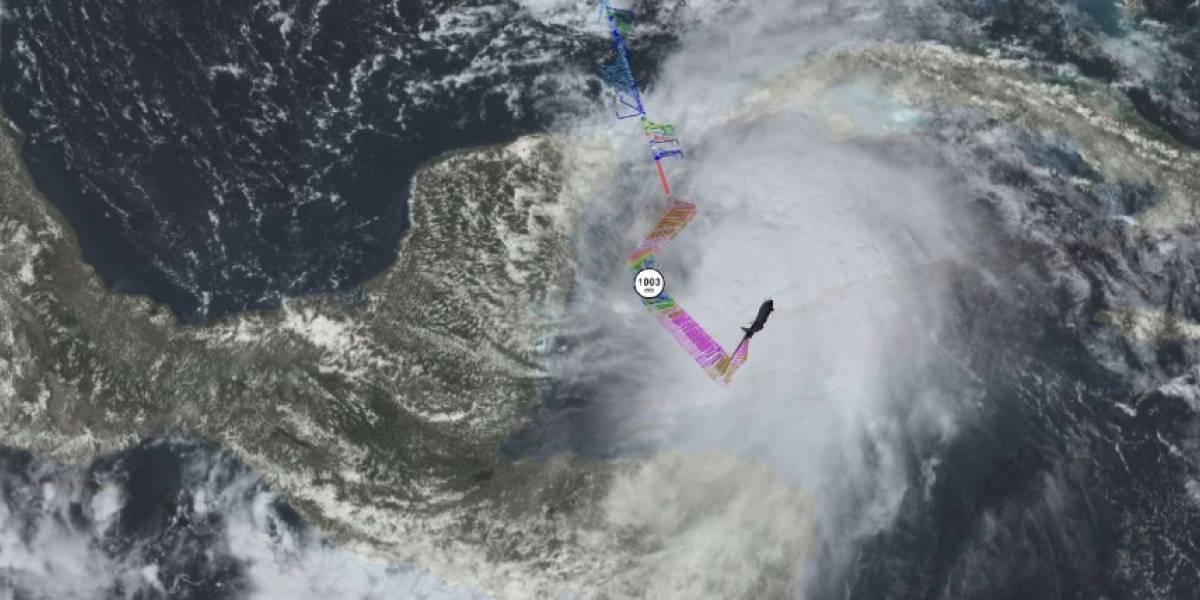 Se forma la tormenta tropical Michael frente a Quintana Roo