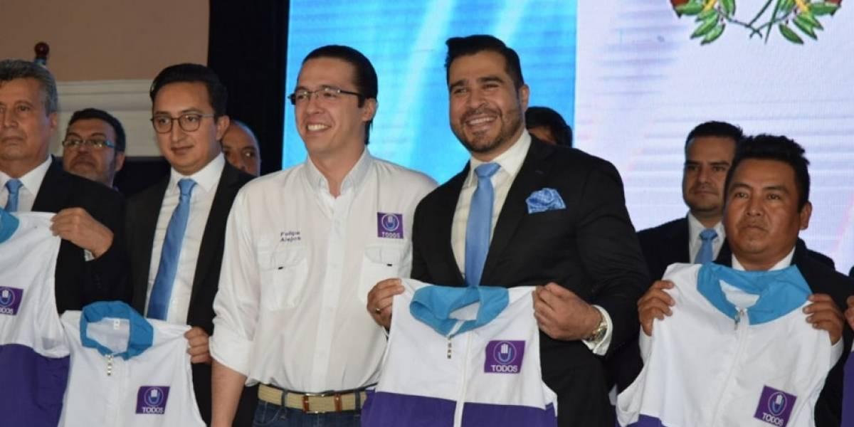Proclaman a Neto Bran como candidato a alcalde de Todos