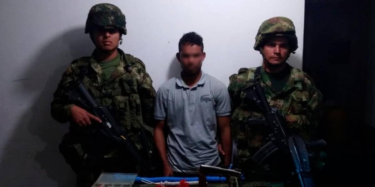 Capturan al presunto responsable de muerte de tres geólogos en Antioquia