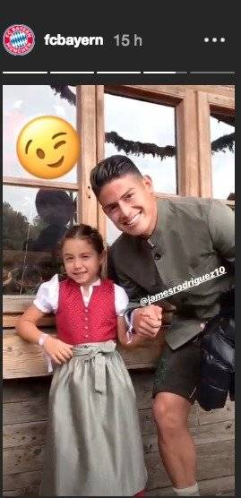 1. James y Salomé en el Oktoberfest