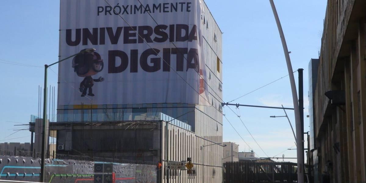 Acaban edificio de la Ciudad Creativa Digital, pero con 'detalles'