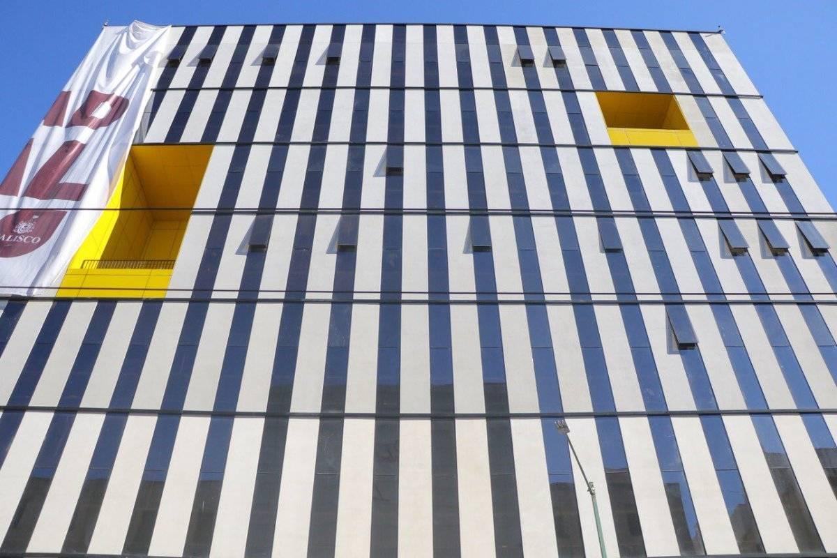 Acaban edificio de la Ciudad Creativa Digital, pero con