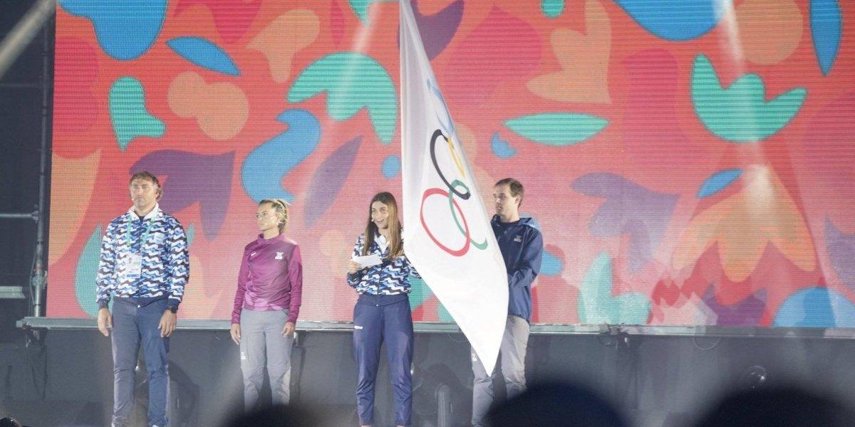 Inauguran Juegos Olímpicos de la Juventud Buenos Aires 2018