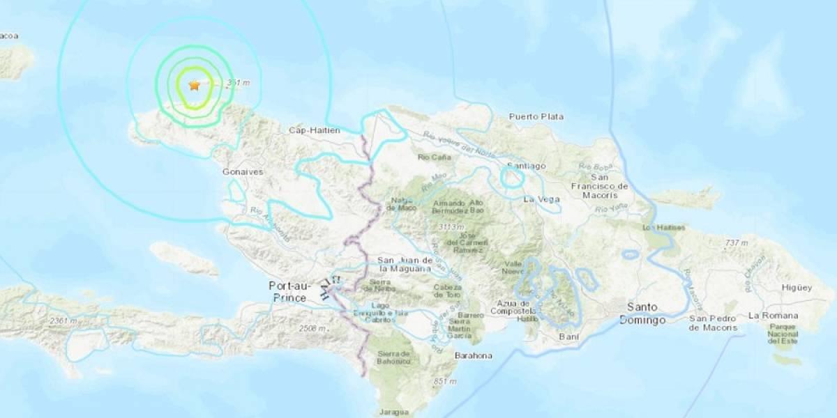 Terremoto de 5.9 cobra vida de 12 personas en Haití