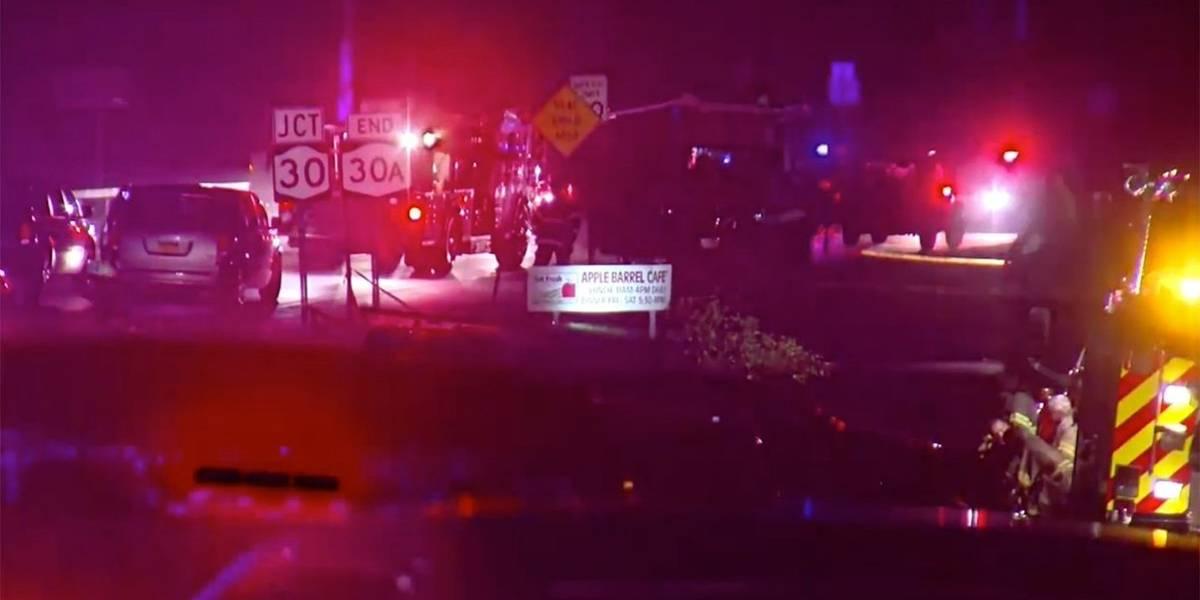 Al menos 20 muertos tras choque de limusina en Nueva York