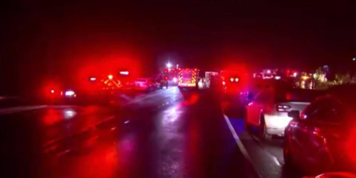 Mueren 20 personas en Nueva York tras accidente con limusina