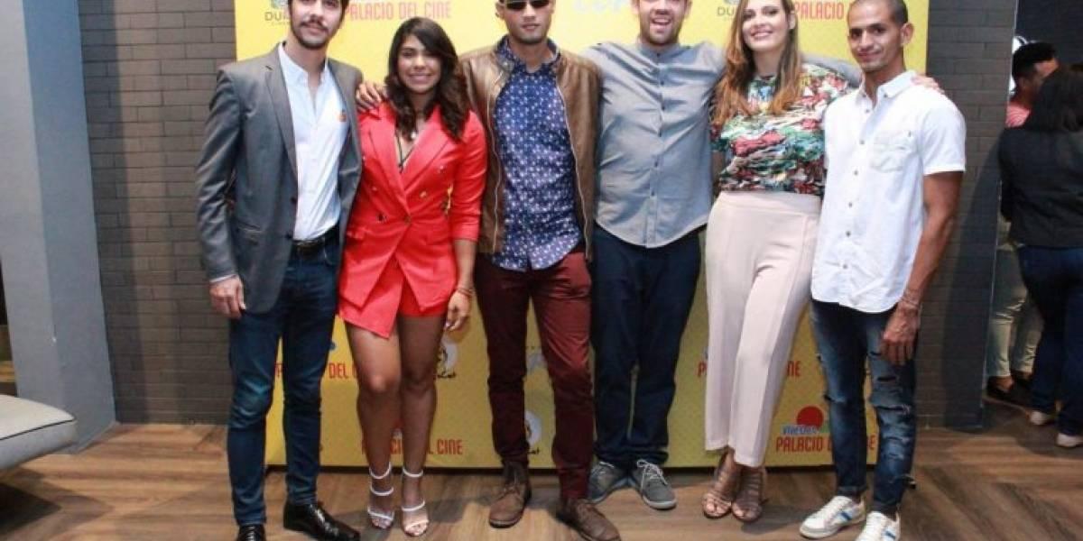 """Producciones Coral presentó elenco película """"Un 4to de Josué;  será estrenada el jueves 18 de este mes"""