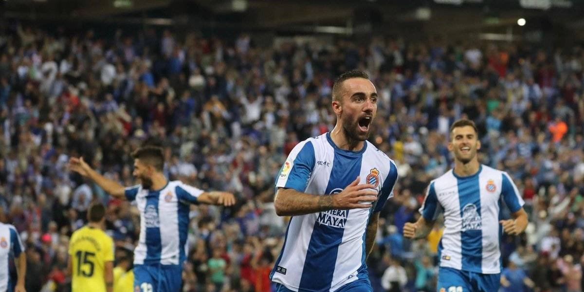 Miguel Layún fue titular en la derrota del Villarreal