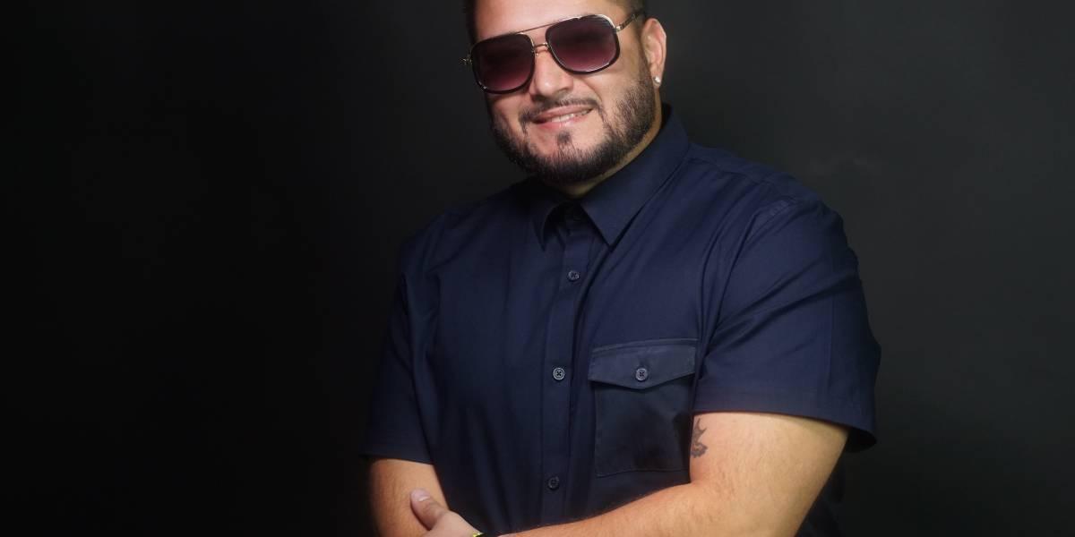 Frankie Ruiz Jr ''El hijo de la salsa'' cantará por primera en el RD; será el lunes 29 en Jet Set