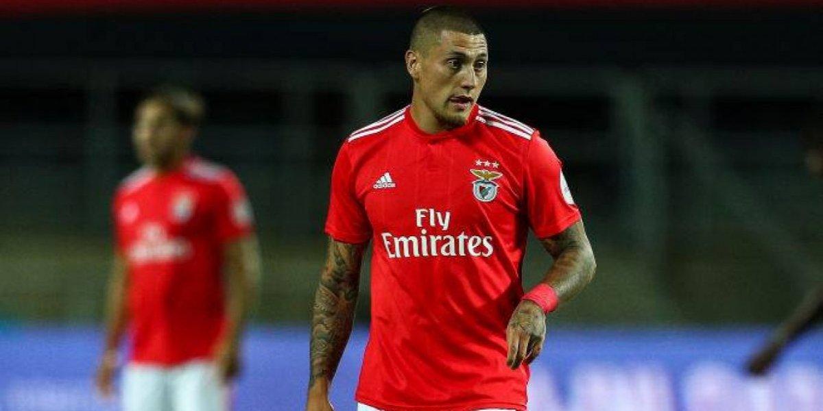 El calvario de Nicolás Castillo en Portugal sumó otro episodio en la victoria de Benfica sobre Porto