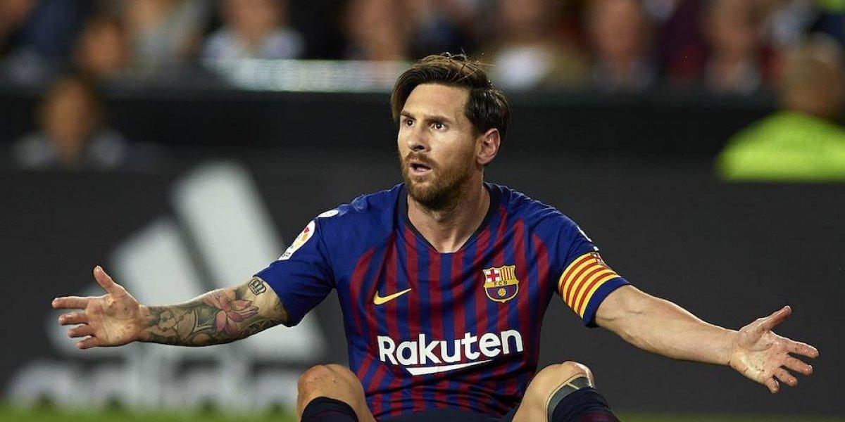 Barcelona suma cuatro juegos sin ganar y pierde el liderato de la Liga española