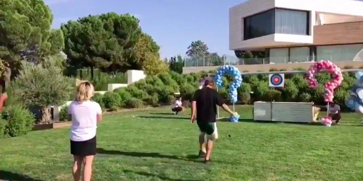 VIDEO: Griezmann descubre que será padre de un varón con brillante sorpresa de su esposa