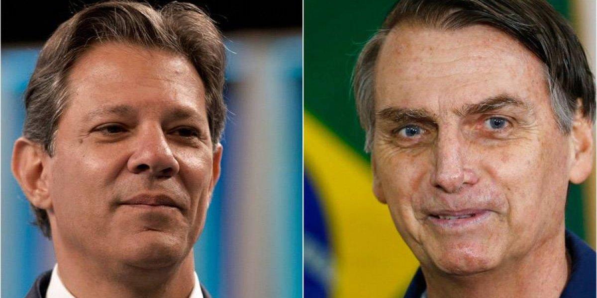 VIDEO. Ultraderechista Bolsonaro gana primera ronda en Brasil