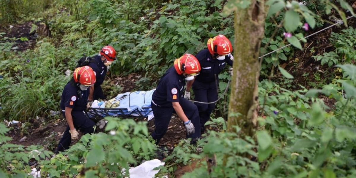 Localizan cadáver de un hombre en San José las Rosas